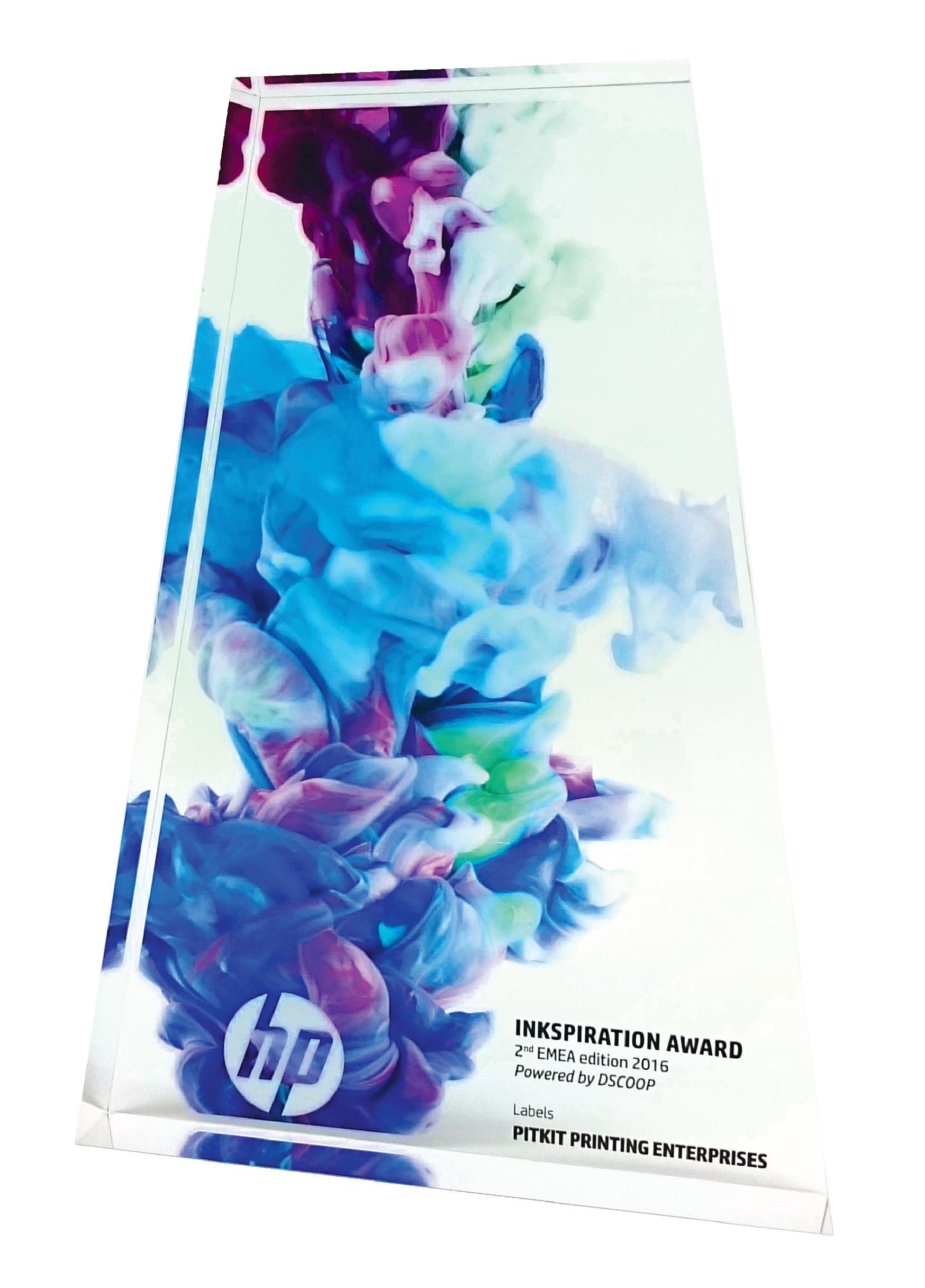 Pitkit Takes First Place in HP Indigo Inkspiration Awards